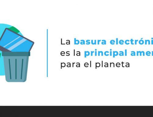 La peligrosidad de la basura electrónica