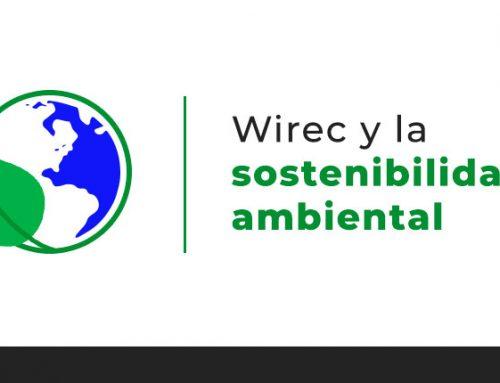 Wirec y la sostenibilidad ambiental