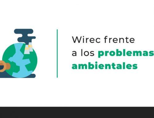 Wirec frente a los problemas ambientales
